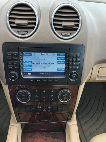 mercedes benz clase ml-350 aut 6cil 3.5lts 272hp 2008