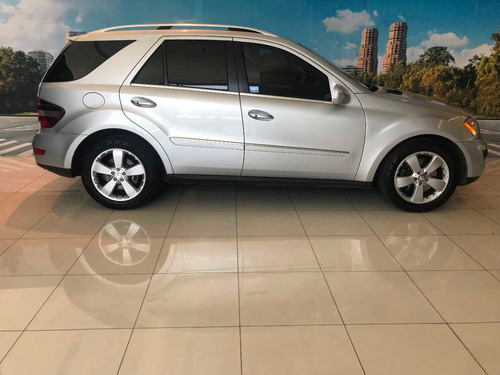 mercedes benz clase ml 500 2009