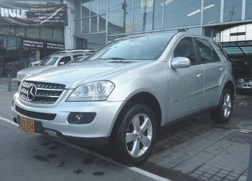 mercedes benz clase ml 500