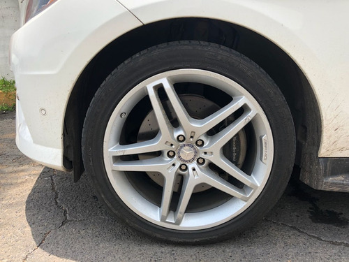 mercedes benz clase ml-500 cgi ta v8 5.5 lts 388 hp 4x4 2014