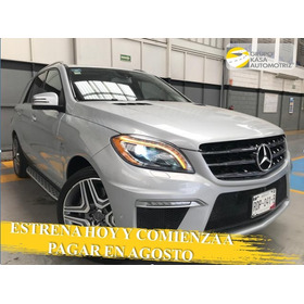 Mercedes Benz Clase Ml 63 2015