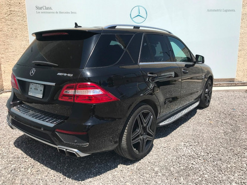 mercedes benz clase ml 63 amg biturbo