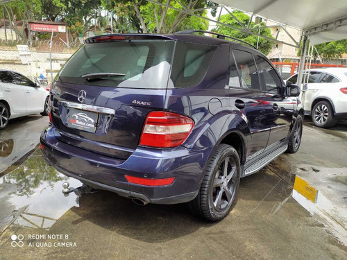 mercedes benz clase ml350 2009 at 3500cc v6