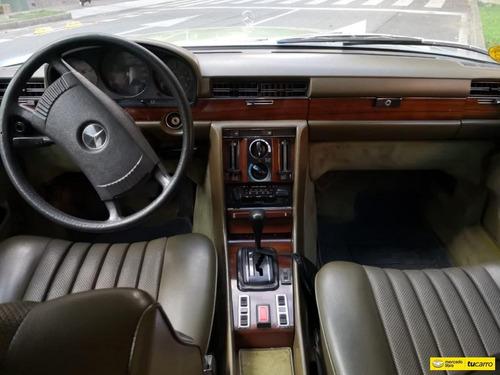 mercedes benz clase s 280 s at 2800cc