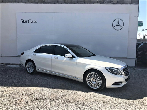 mercedes benz clase s 3.5 400 cgi l bi-turbo at 2017