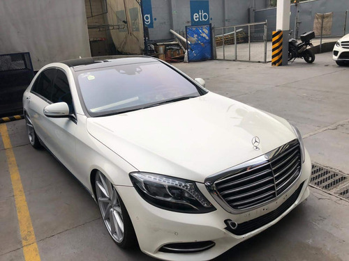 mercedes-benz clase s 3.5 400 cgi l bi-turbo at