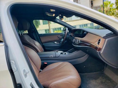 mercedes-benz clase s 3.5 400 cgi l bi-turbo at