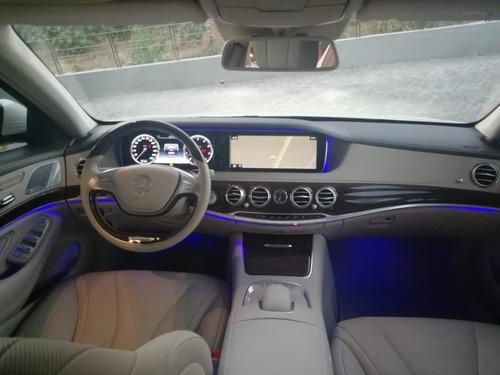 mercedes-benz clase s 3.5 400 cgi l bi-turbo mt 2015