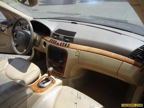 mercedes benz clase s 430 - automatico