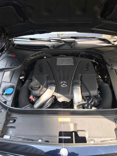 mercedes-benz clase s s500 blindado nivel3