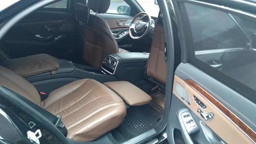 mercedes-benz clase s s500 e híbrido blindado sin picoyplaca