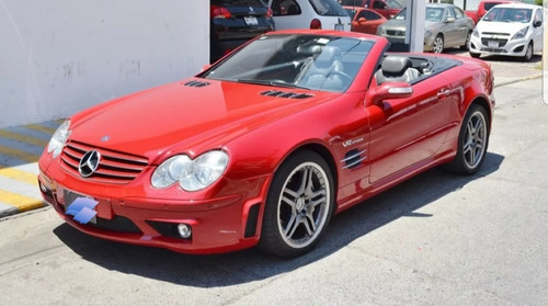 mercedes-benz clase sl 2006
