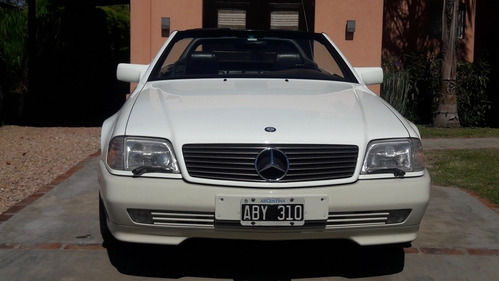 mercedes-benz clase sl 3.2 sl320 roadster 1995