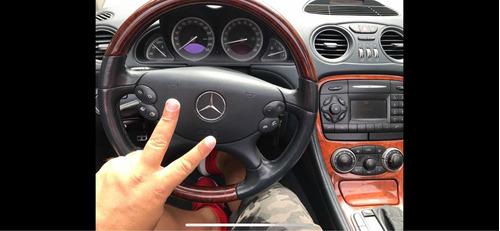 mercedes-benz clase sl 5.0 sl500 roadster 2004