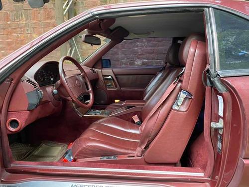 mercedes-benz clase sl 5.0 sl500 roadster