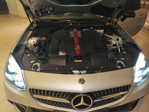 mercedes-benz clase slc43 amg roadster 367cv - taraborelli u