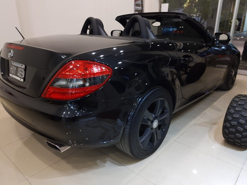 mercedes-benz clase slk 2.0 slk200 kompressor at 2009