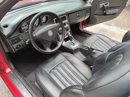 mercedes-benz clase slk 2001 3.2 roadster