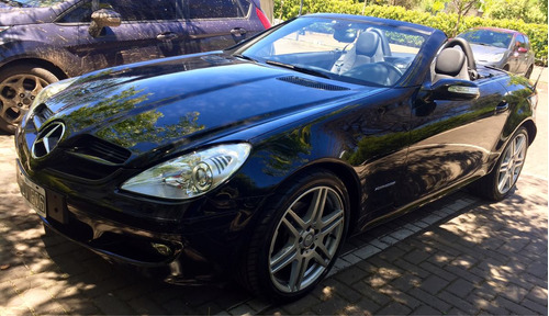 mercedes benz clase slk 2008 automatica