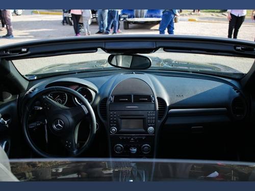 mercedes-benz clase slk 2009 3.5 slk350 at