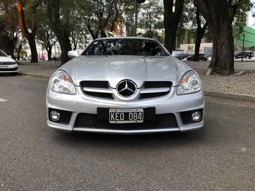 mercedes-benz clase slk 2011 3.5 slk350 at amg edition