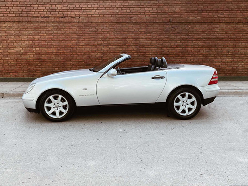 mercedes-benz clase slk 2.3 slk230 kompresor at 1999