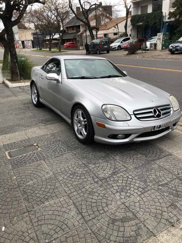mercedes-benz clase slk 3.2 slk350 at blueefficiency sport