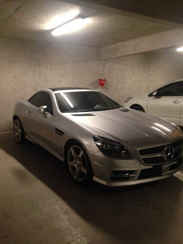 mercedes-benz clase slk 350 cgi b.efficiency at amg 17000 km