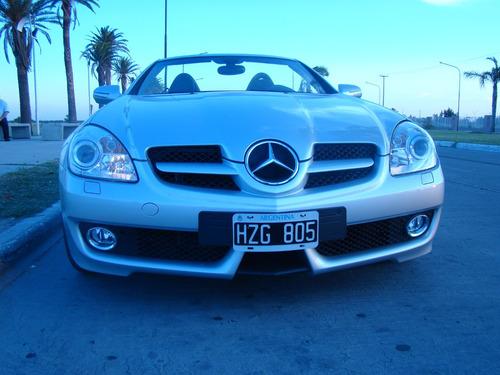 mercedes benz clase slk 350 cgi blue efficiency at roadster