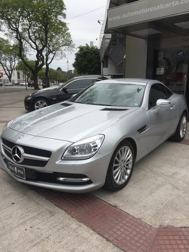 mercedes-benz clase slk250 cgi b.efficiency at