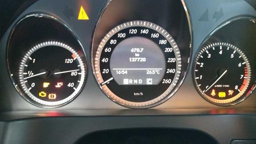 mercedes-benz classe 2010 c-200 advantaguard kompressor 4p