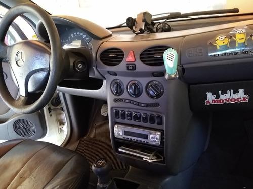 mercedes-benz classe a 1.6 classic 5p 102 hp 2000