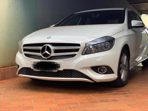 mercedes-benz classe a 1.6 style turbo 5p 2013