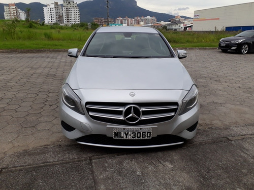 mercedes-benz classe a 1.6 style turbo 5p 2014