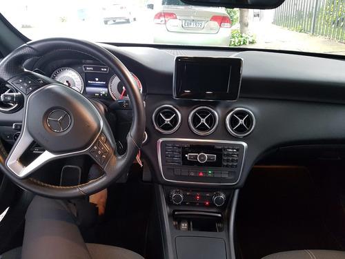 mercedes-benz classe a 1.6 style turbo impecável blindada!