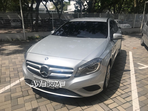 mercedes-benz classe a 1.6 turbo 5p 2015