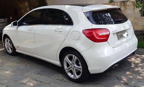 mercedes-benz classe a 1.6 urban turbo 5p 2014
