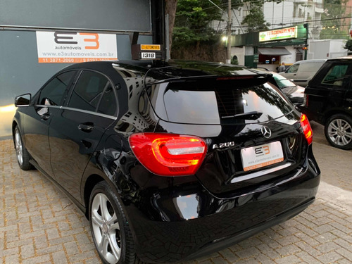 mercedes-benz classe a 1.6 urban turbo flex
