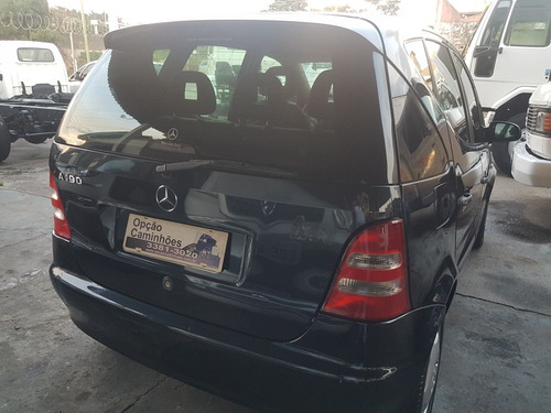 mercedes-benz classe a 1.9 elegance 5p manual 2002