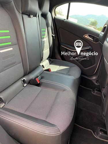 mercedes-benz classe a-200 1.6 tb/flex aut. 2017 branca