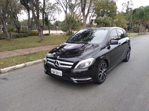 mercedes benz classe b 1.6 sport turbo 5p 2014