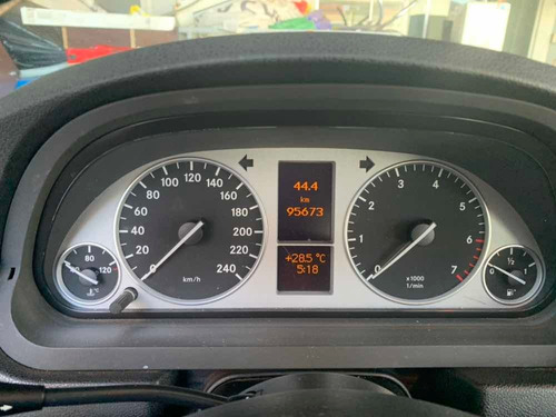 mercedes-benz classe b 1.7 comfort 5p 2011
