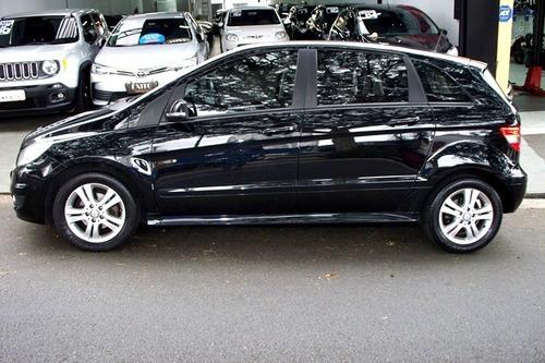 mercedes-benz classe b 180 1.7 family automatica preta 2011