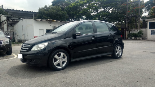 mercedes benz classe b 2.0 turbo 5p ano 2008 gasolina