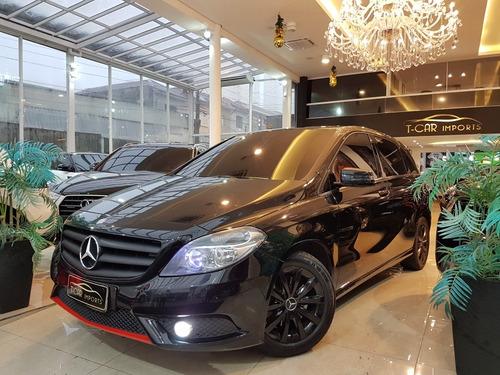 mercedes-benz classe b 200 1.6 turbo 5p 2013