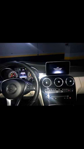 mercedes-benz classe c 1.6 avantgarde turbo 4p 2015