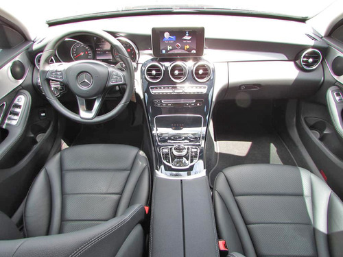 mercedes-benz classe c 1.6 avantgarde turbo 4p