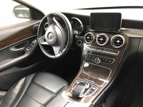 mercedes-benz classe c 1.6 avantgarde turbo 5p 2016