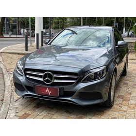 Mercedes-benz Classe C 1.6 Avantgarde Turbo Flex 4p 2017