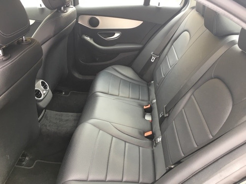 mercedes-benz classe c 1.6 avantgarde turbo flex 4p - 2018
